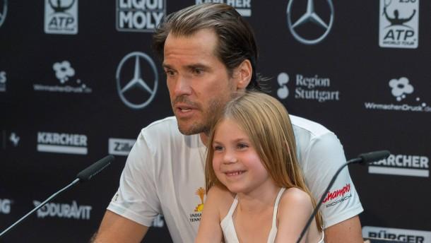 Termin für Tennis-Tour steht, Haas hofft auf Stars