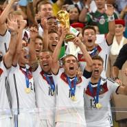 Konkurrenzlos bei den Mannschaften: Die Fußball-Weltmeister