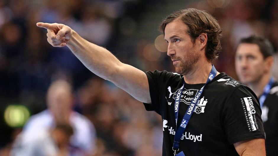 Torsten Jansen gibt beim HSV Hamburg die Richtung vor.