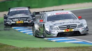 Doppelsieg für Mercedes