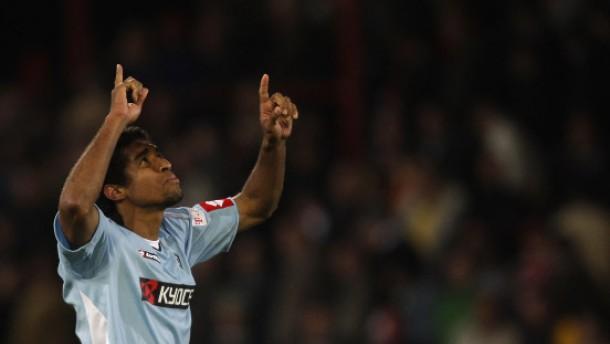 Dante erlöst Mönchengladbach in letzter Minute