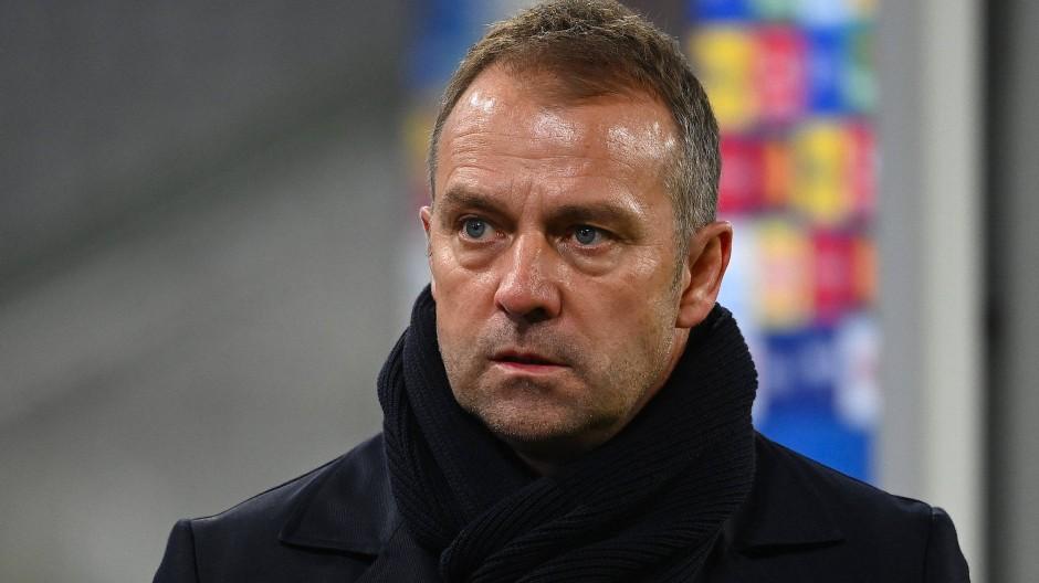 Will wieder Meister werden: der FC Bayern mit Trainer Hansi Flick
