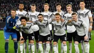 Reus, Sané und Goretzka bringen Dynamik ins Spiel