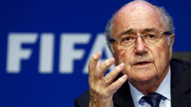 Blatter hat keine Angst vor der amerikanischen Justiz