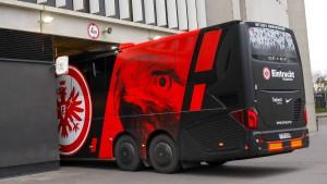 Spieler von Eintracht Frankfurt infiziert