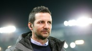 Seit September im Rampenlicht: Hamburgs Trainer Zinnbauer