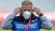 Trainer Markus Anfang geht zu Werder Bremen.