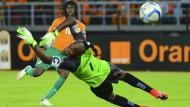 Elfenbeinküste steht im Endspiel