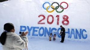 Olympia soll Frieden bringen