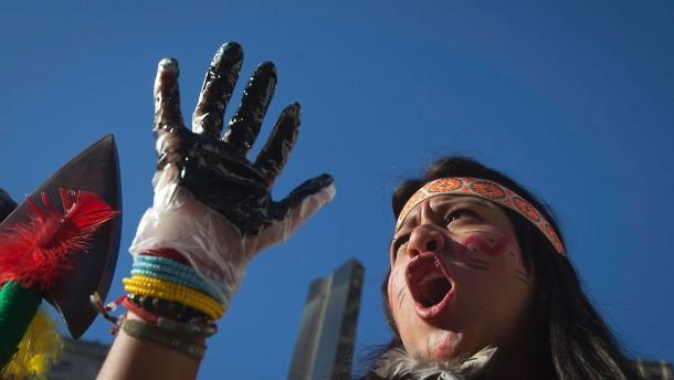 Ölkonzern Chevron soll Rekordstrafe zahlen