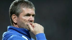 VfL Bochum trennt sich von Trainer Funkel