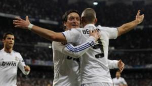 Real Madrid besiegt den Achtelfinalfluch
