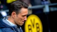Solidarisch mit dem BVB: Eintracht-Trainer Kovac