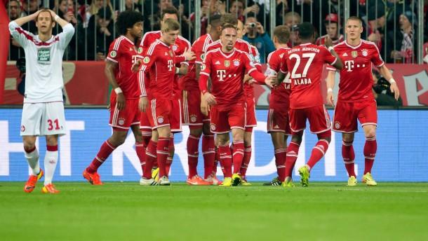 Bayern folgt Dortmund ins Finale