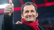 Alles im Griff? Bayerns designierter Sportvorstand Hasan Salihamidzic