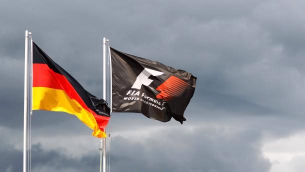 Dir Formel 1 wird auch in dieser Saison in Deutschland fahren - auf dem Nürburgring