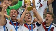 Fußball-Nationalmannschaft: Lahm soll Ehrenspielführer werden