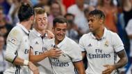 Kroos schießt Real Madrid zum Sieg