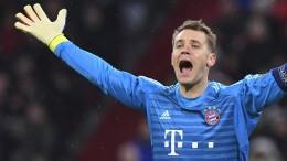 Neuer stellt Zukunft beim FC Bayern in Frage