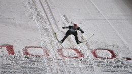 Geiger schreibt Skisprung-Geschichte