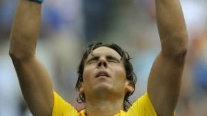 Nadal mit Mühe - Venus Williams scheitert an Kim Clijsters