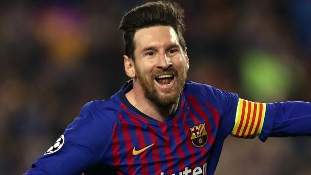Messi kann gegen Dortmund spielen