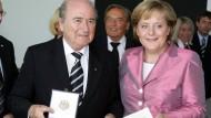 Blatters Bundesverdienstkreuz