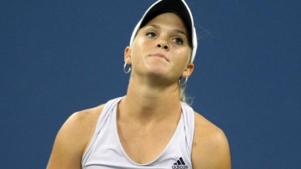 Cinderellas Abschied von den US Open