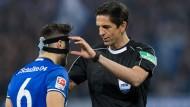Eine Führung reicht Schalke wieder nicht