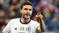 Jetzt spricht Jonas Hector über das DFB-Team