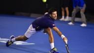 Djokovic siegt - und wütet gegen Vorwürfe