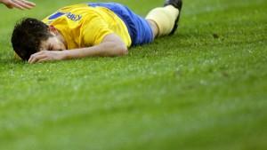 Hertha BSC verliert mehr als das Spiel - Aue remis