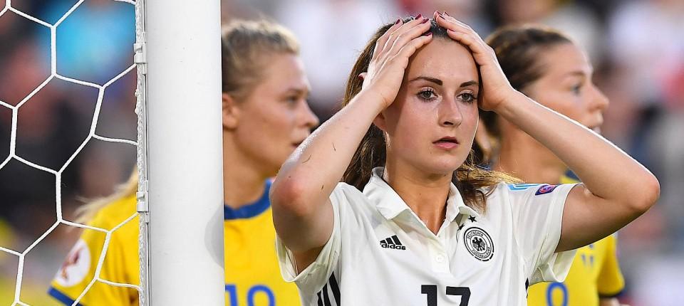 Frauenfußball Em 2017 Dfb Team Spielt 00 Gegen Schweden