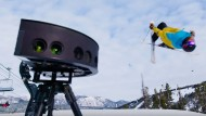 Die neuen Kameras halten das Bild aus verschiedenen Blickwinkeln fest.