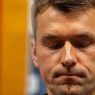 Stille Enttäuschung: Bundestrainer Christian Prokop