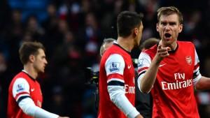 Arsenal bekommt ein Sixpack