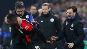 Schalke und die Eskalation mit Vorgeschichte
