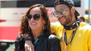 Emotionaler Appell von Neymars Mutter an ihren Sohn