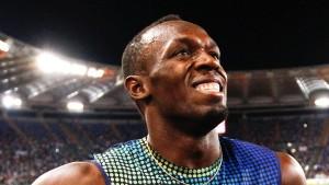Gatlin schlägt Bolt