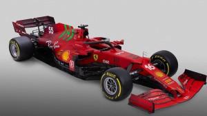 Das ist der neue Ferrari für die Formel 1
