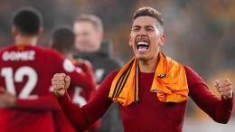 Liverpool marschiert weiter Richtung Titel