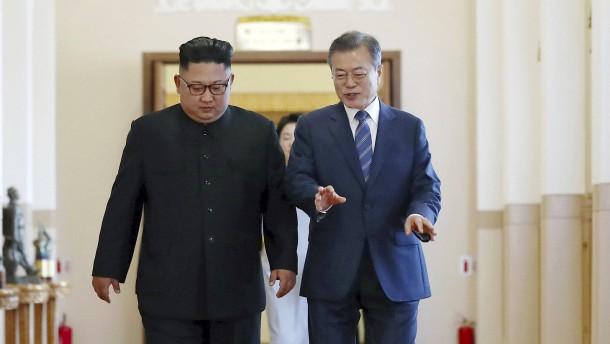 Nord- und Südkorea erwägen gemeinsame Bewerbung