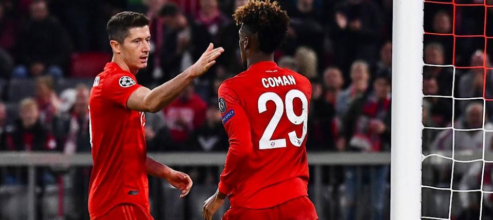 Bayern münchen roter stern belgrad