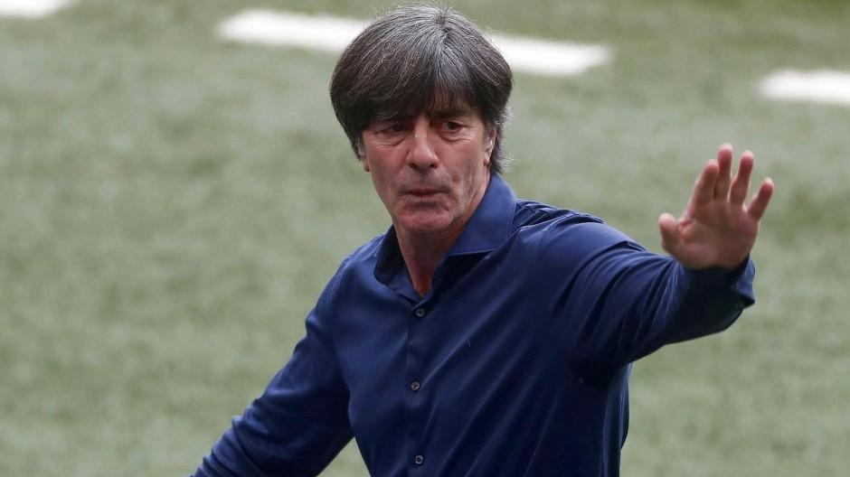 Auf Wiedersehen: Joachim Löw verabschiedet sich als Trainer der deutschen Nationalmannschaft.
