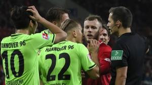 DFB gibt Videobeweis-Fehler zu und sucht Hilfe