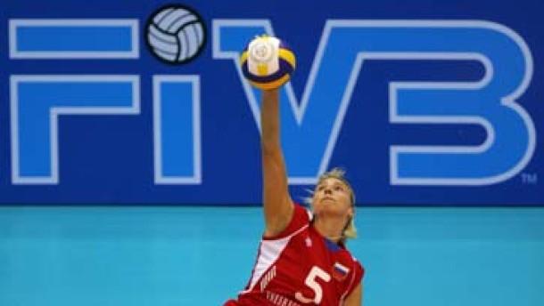 Heckenschießerei hilft dem Volleyball nicht