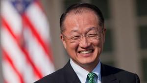 Jim Yong Kim wird neuer Weltbankchef