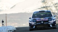 Abfahrt: Sebastian Ogier ist der Favorit bei der Rallye Monte Carlo