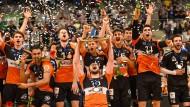 Spektakulär erfolgreich: Berlin Volleys