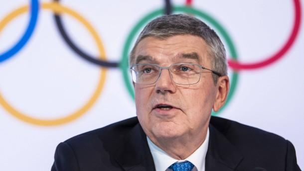 Direktor ohne olympischen Geist